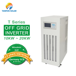 Off grid 10kw solar inverter three phase IGBT 20kw inverter