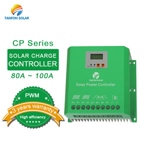 80A 100A mppt solar power charge controller