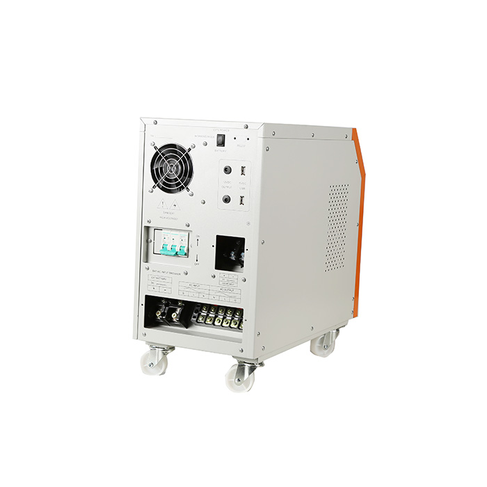 5KW off grid solar inverter with mppt charge controller
