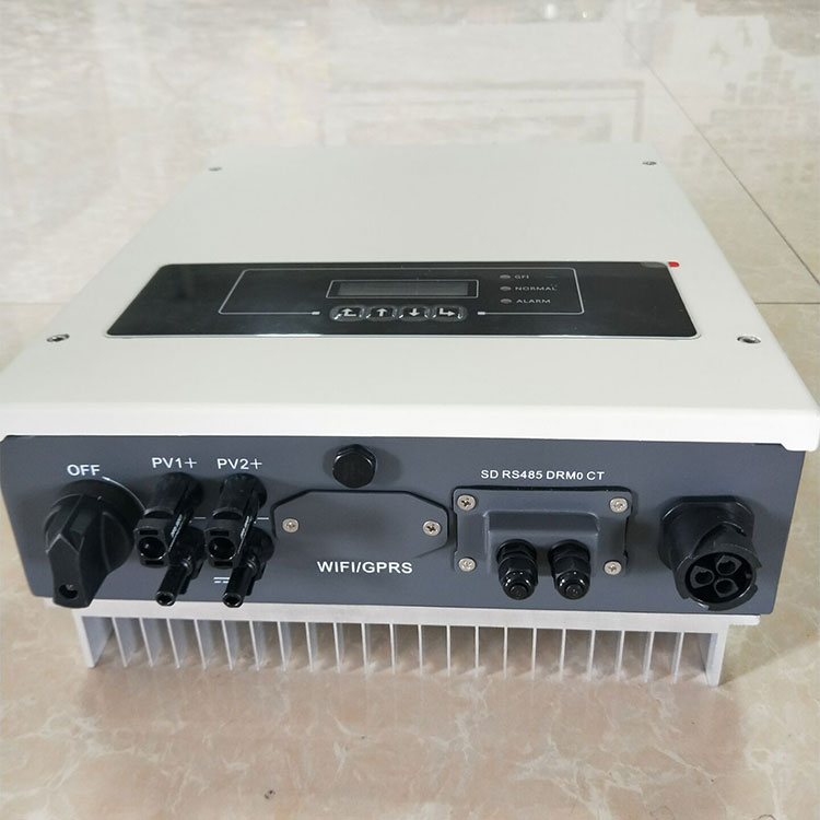 Single phase 4kw 5kw 6kw grid tie power inverter