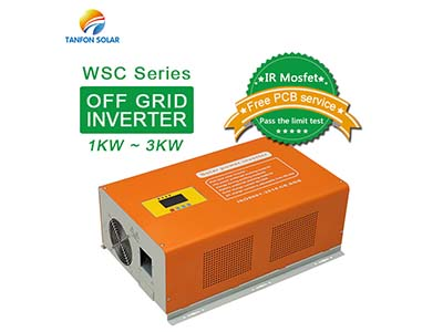 What to pay attention to 3kva off grid solar inverter wholesale?