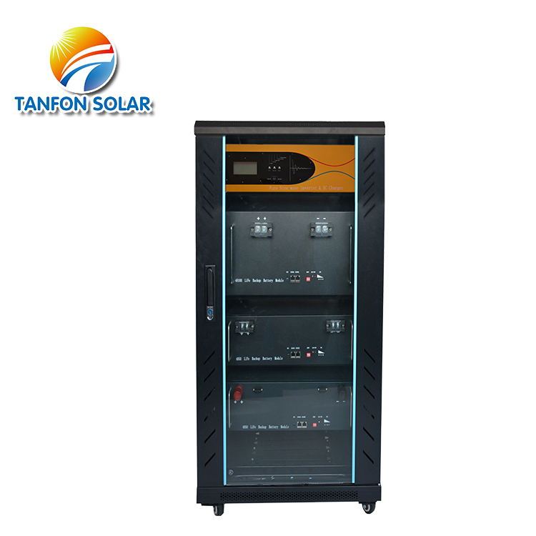 23KWH Solar Energy System Lithium Battery
