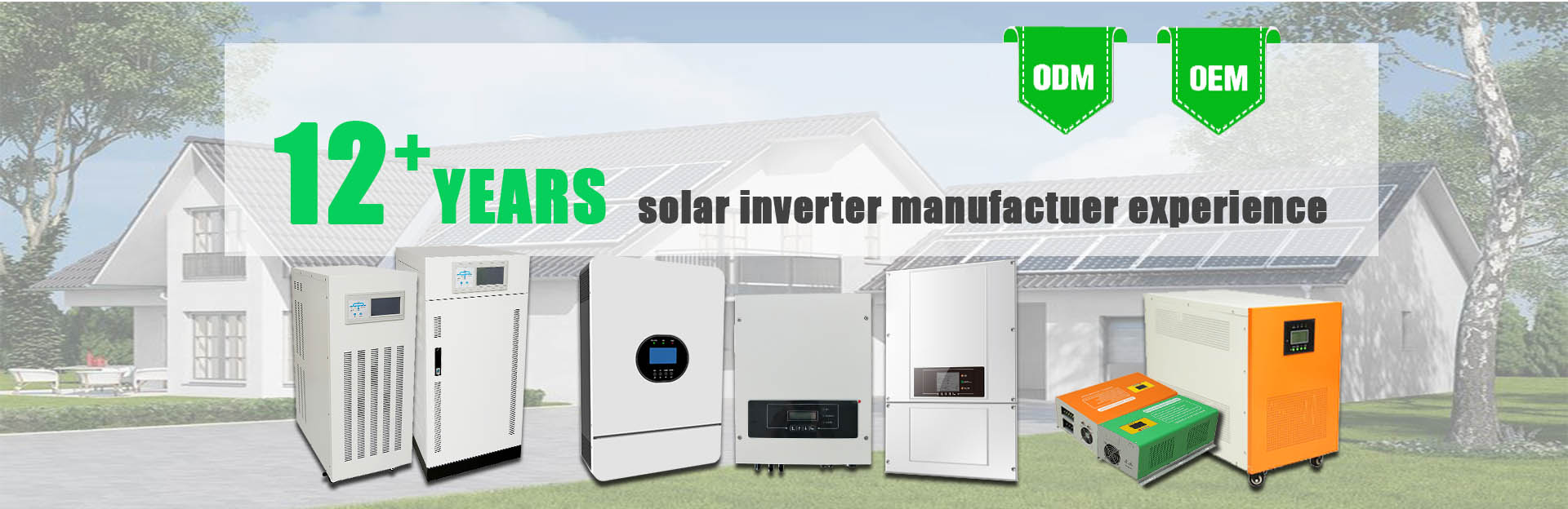 China Solar Inverter manufacturer