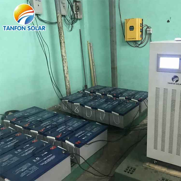 battery solar 100ah for solar power system home
