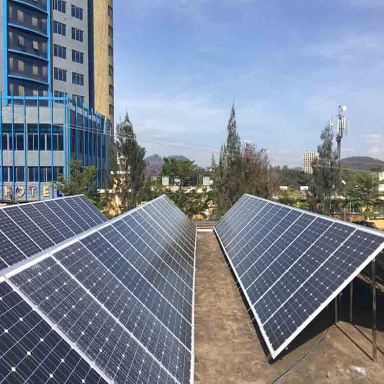 Large Solar Power System 80kw Solar Panel Installation Manufacturer
