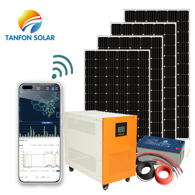 45amp solar panel system for home
